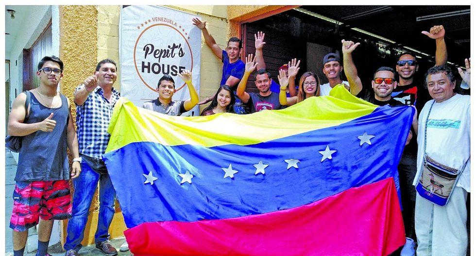 El impacto económico de los venezolanos en Trujillo