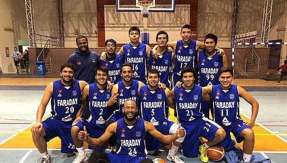 Faraday logró título internacional en Tacna