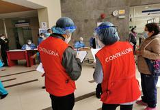 Contraloría advierte situaciones de riesgo en distribución de oxígeno medicinal en el HRA