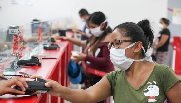 El inicio del pago del bono de 600 soles empezará a partir de la quincena de febrero, aseguró la titular del Midis. (Foto: Andina)