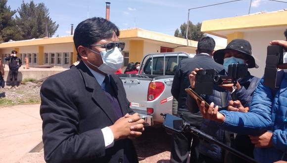Gobernador regional de Puno, deberá de responder ante la justicia (Foto: Difusión)