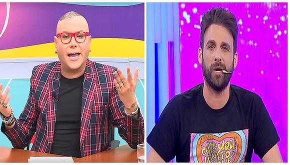 """Carlos Cacho llamó """"pataleta de divo"""" la salida de Rodrigo González de Latina"""