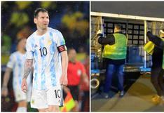 Escándalo en Argentina: Ventiladores donados por Lionel Messi llevan abandonados 10 meses en depósito