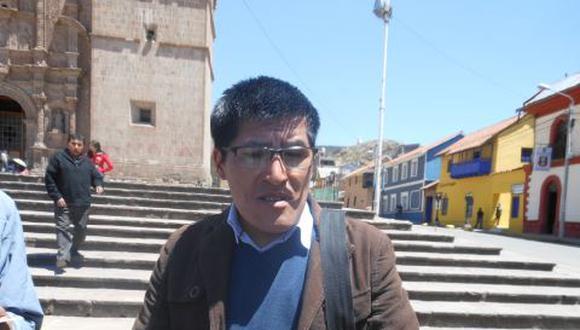 Puno: Fiscalía pide archivo en caso de periodista Rudy Huallpa
