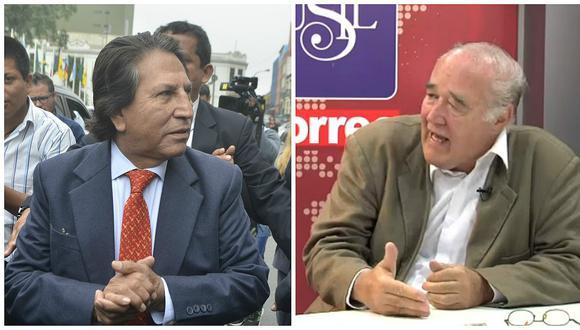 """García Belaunde: """"Si no existiera Ecoteva hoy día sería mucho más complicado acusar a Toledo"""""""