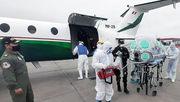 La Policía Nacional del Perú (PNP) está de luto. El virus COVID-19 se llevó al segundo policía que laboraba en la región Tacna.