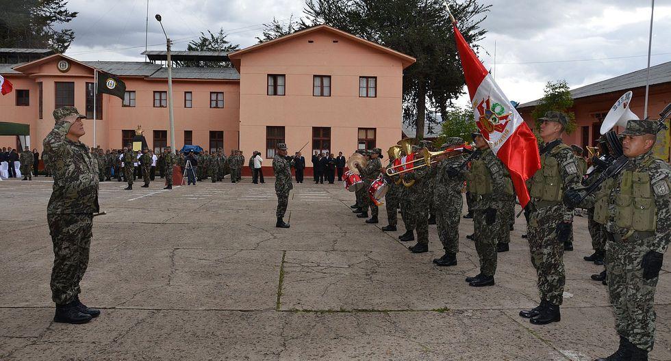 Soldados despiden con honores a comandante de Brigada de Infantería