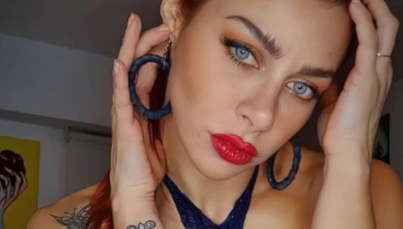 A Xoana le gusta pintar y en los últimos cinco años ha vendido más de 400 cuadros. Entérate aquí otros datos de la modelo argentina. (Foto: Xoana González / Instagram)