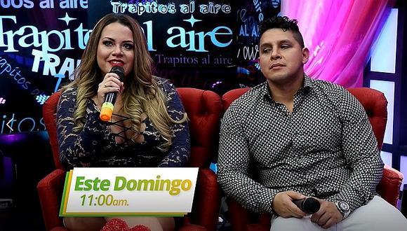 Florcita rompe en llanto por su papá Augusto Polo Campos (VIDEO)