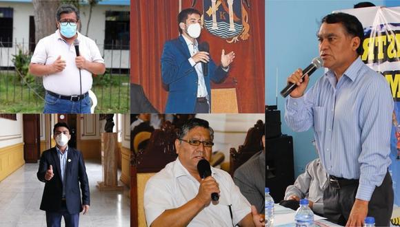 Concejales quieren 'anclar' en partido liderado por Rafael López Aliaga, que hoy impulsó la candidatura de Keiko Fujimori en La Libertad.