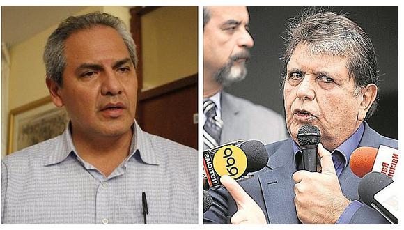 Apristas dicen esperar con tranquilidad que se resuelva acusaciones contra Alan García