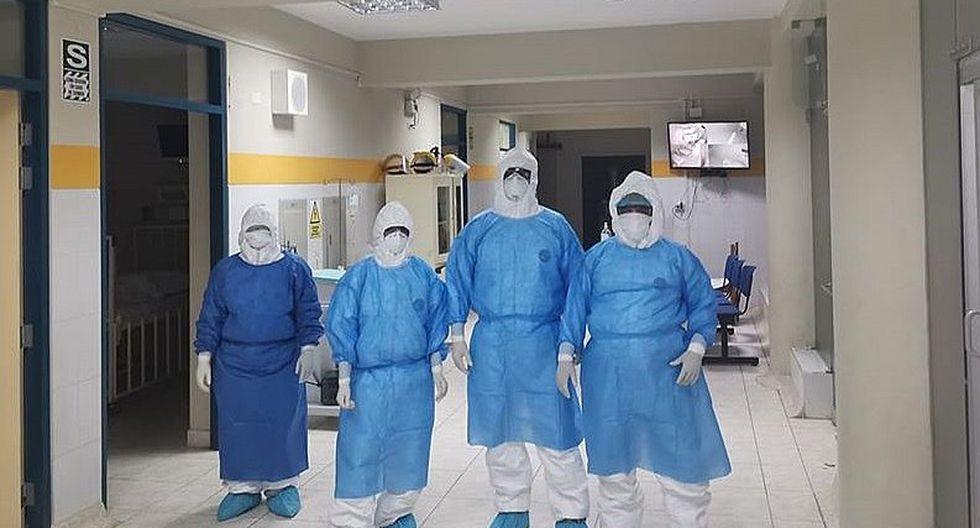 Huánuco: Médicos comprar sus propias mascarillas ante crisis en salud