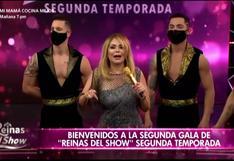 """Gisela Valcárcel explica tras quedarse sin audio: """"Estas fallas suceden en programas en vivo"""""""