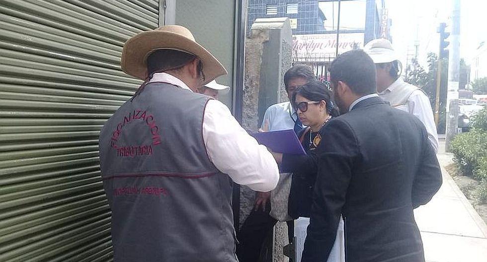 Fiscalía investiga 30 casos por delito contra el patrimonio cultural en Arequipa