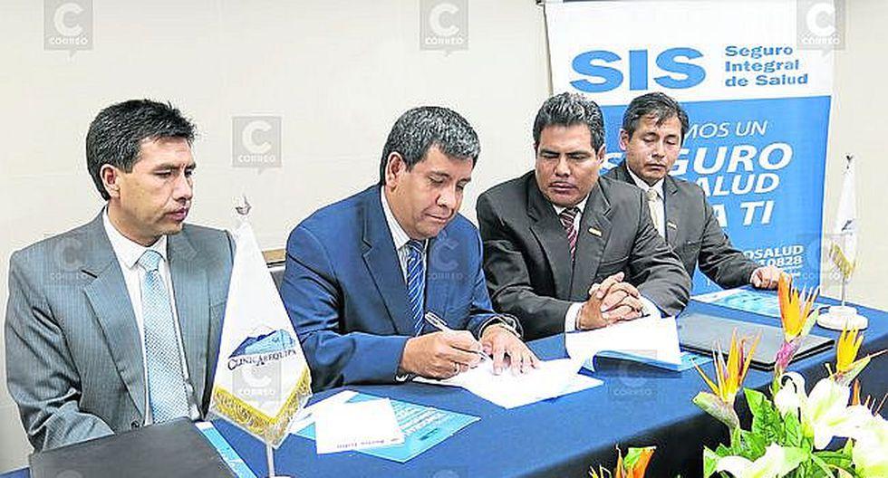 Clínica privada tratará emergencias de asegurados del SIS