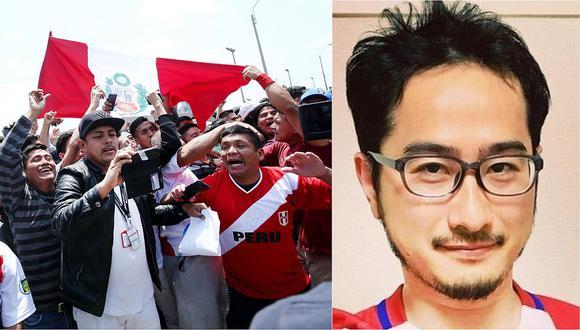 """Japonés """"TAS"""": tuiteros lo invitan a Perú y él responde con reflexiva explicación  (FOTOS)"""