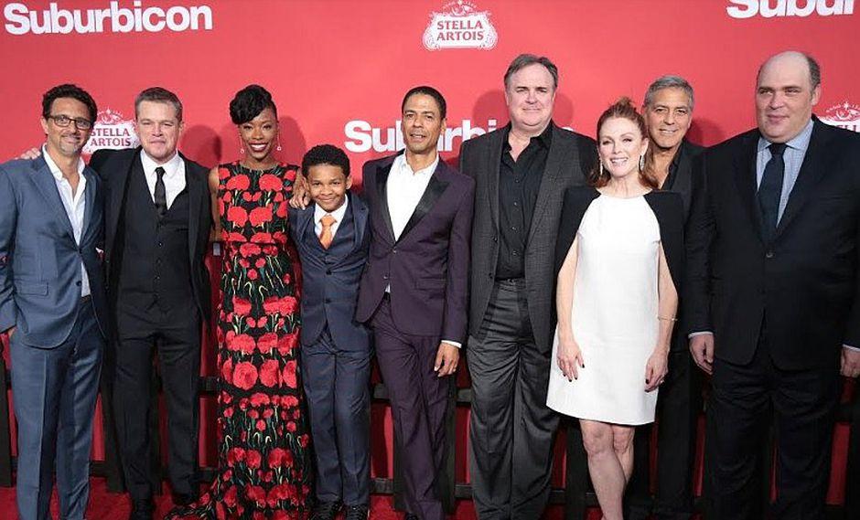 """George Clooney nos presenta """"Suburbicón"""""""