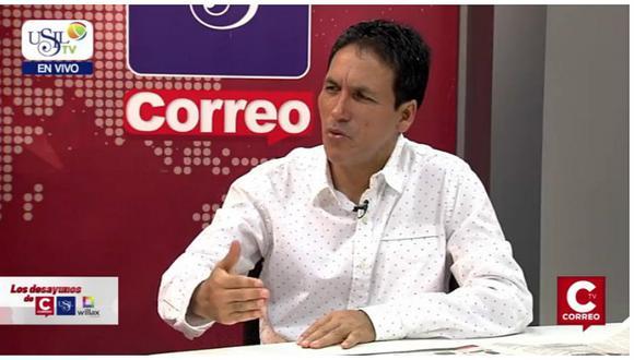 Segundo Tapia: El Gobierno está cayendo en la improvisación y en la indolencia (VIDEO)