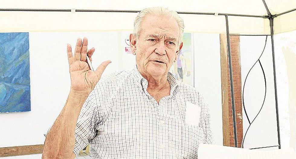 """José Murgia: """"La gestión de Acuña no tomó interés en el Proyecto Especial Chavimochic"""""""