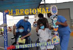 COVID-19: 1 178 personas fueron dadas de alta este martes 14 de setiembre en Perú