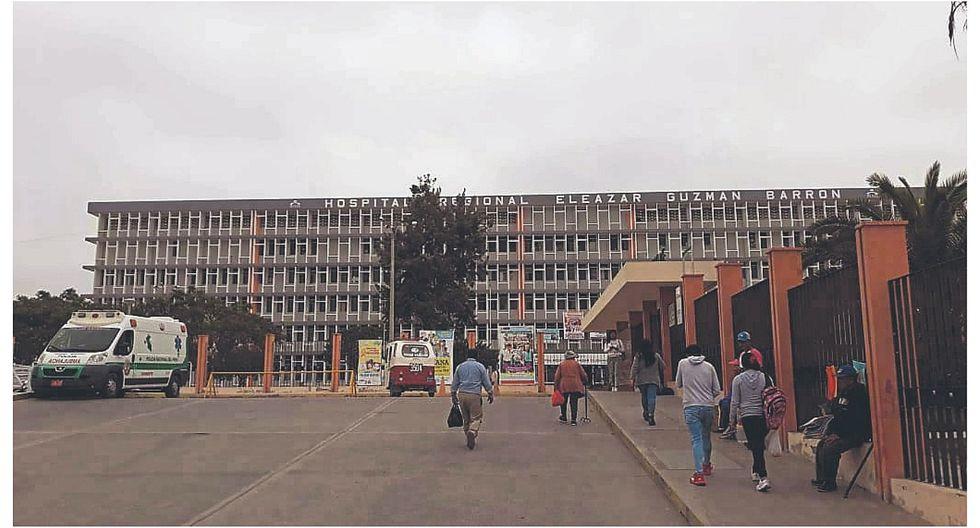 Nuevo Chimbote: Médico de hospital regional dio positivo para COVID-19