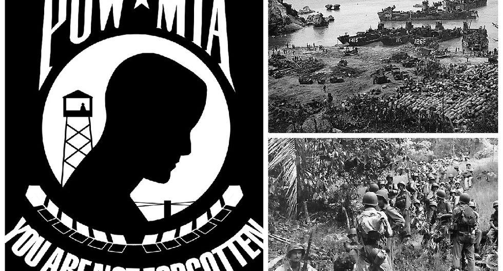EE.UU. sigue buscando a desaparecidos en la Segunda Guerra Mundial