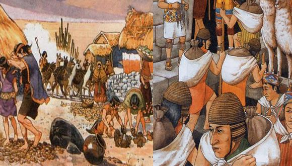 La alimentación de los Incas: Conoce la base de los alimentos que los hizo vivir tantos años