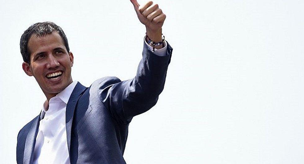 """Juan Guaidó """"tiene la legitimidad para organizar elecciones"""" presidenciales en Venezuela, según ministro francés"""