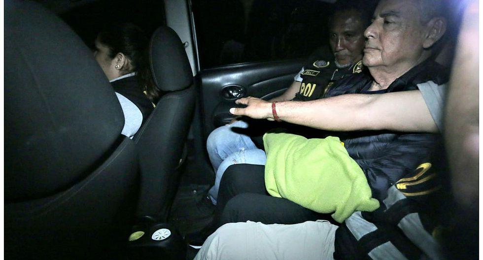 César Villanueva fue detenido por presunto delito de tráfico de influencias agravado (VIDEO)