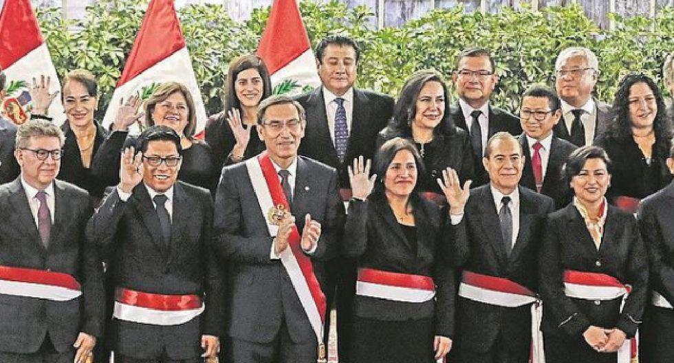 Gabinete Zeballos (Foto: GEC)