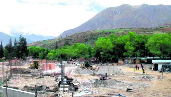 Denuncian construcción en zona arqueológica de Kotosh