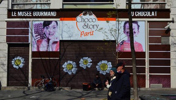 El Museo del Chocolate de París sigue cerrado, casi seis meses después de que el Gobierno francés ordenara el cierre de museos, teatros y cines por la pandemia de coronavirus. (Foto: EFE)