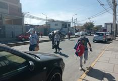 Familiares de las víctimas de volcadura viajan a Ica