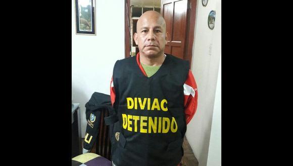 Fiscalía pide ampliar prisión preventiva de Cavero y otros involucrados por 12 meses . Fotos: PNP