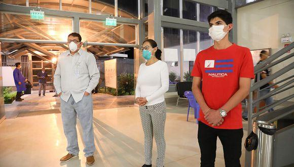 San Martín: médico, enfermera e ingeniero biomédico llegan a mejorar atención COVID-19 en hospital de Tocache
