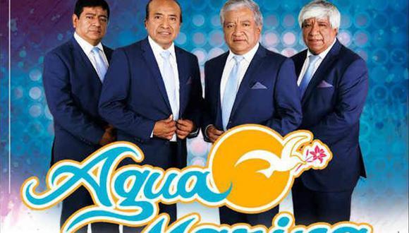 Agua Marina sorprenderá a sus fanáticos en los próximos días al ofrecer un concierto completamente gratuito a través de Facebook Live. | Foto: Agua Marina