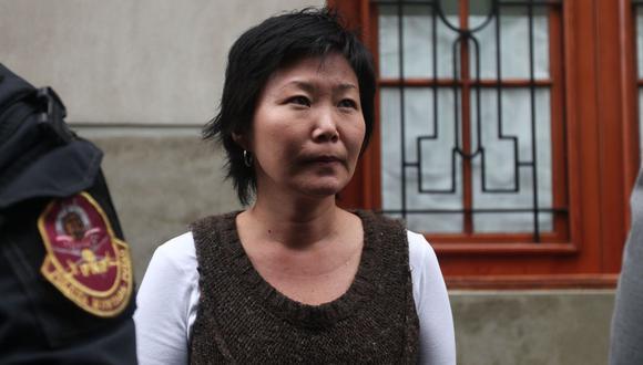 """Sachie Fujimori consideró que existe un reclamo por una mayor """"presencia del Estado"""" que """"el Perú está pidiendo a gritos"""". (Foto: GEC)"""