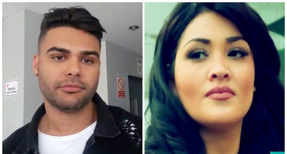 Erick Sabater defiende a Michelle Soifer y critica a Kevin Blow por hablar mal de ella (VIDEO)