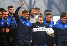 Diego Maradona: Piden no usar más la Diez en Gimnasia y Esgrima