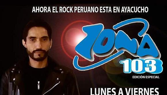 ZONA103: Rock Peruano regresa en Edición Especial desde Ayacucho
