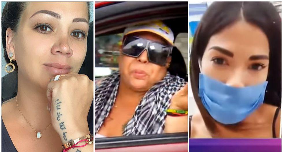 Personajes de la farándula peruana sacan pase especial para transitar durante cuarentena (VIDEO)