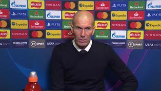 """Zinedine Zidane no aclara su futuro: """"Solo pienso en la Liga, el resto será después"""""""
