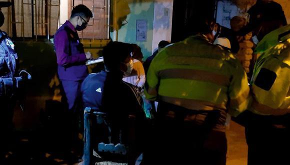 Vecinos de distritos de Los Aquijes y Pachacútec se  burlan de la cuarentena.