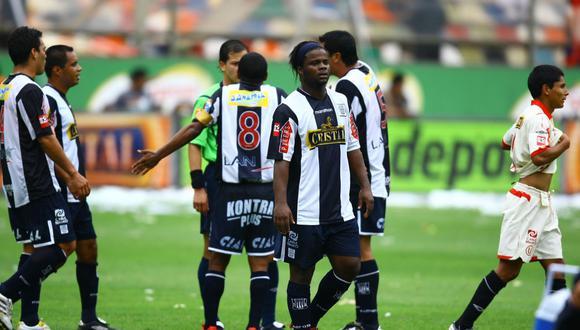 El 'potón' tuvo dos etapas en Alianza Lima. Ahora su hijo intentará seguir sus pasos.