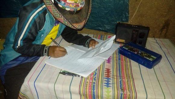 Niños y adolescentes de zonas rurales y amazónicas continúan privados de aprendizajes de calidad desde marzo, cuando llegó al país la pandemia del COVID-19  (Difusión)