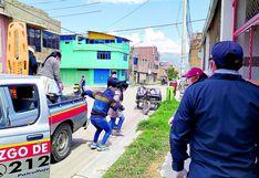 Detenidos en cuarentena terminan con antecedentes policiales, penales y judiciales