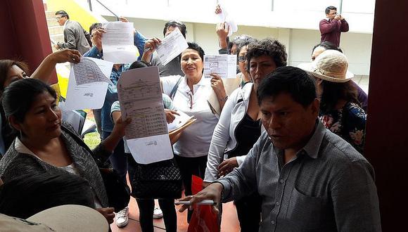 Nuevos dueños protestan por embargo de 60 tiendas de Solari