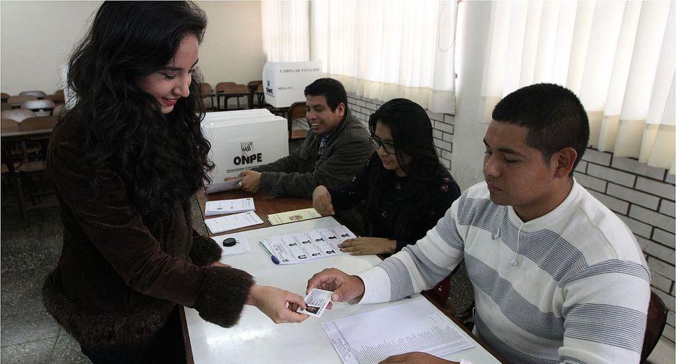 JNE aprueba lineamientos para ejecutar el referéndum del 9 de diciembre