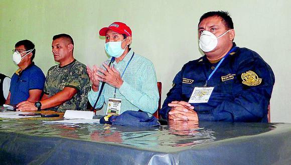 Estadio será habilitado para aislamiento de detenidos en Pichanaqui