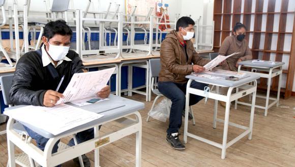 Quienes cumplan su función como miembro de mesa recibirán una compensación económica de 120 soles. (Foto: ONPE)